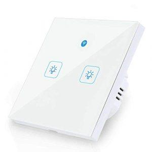 TEEKAR WiFi Lichtschalter